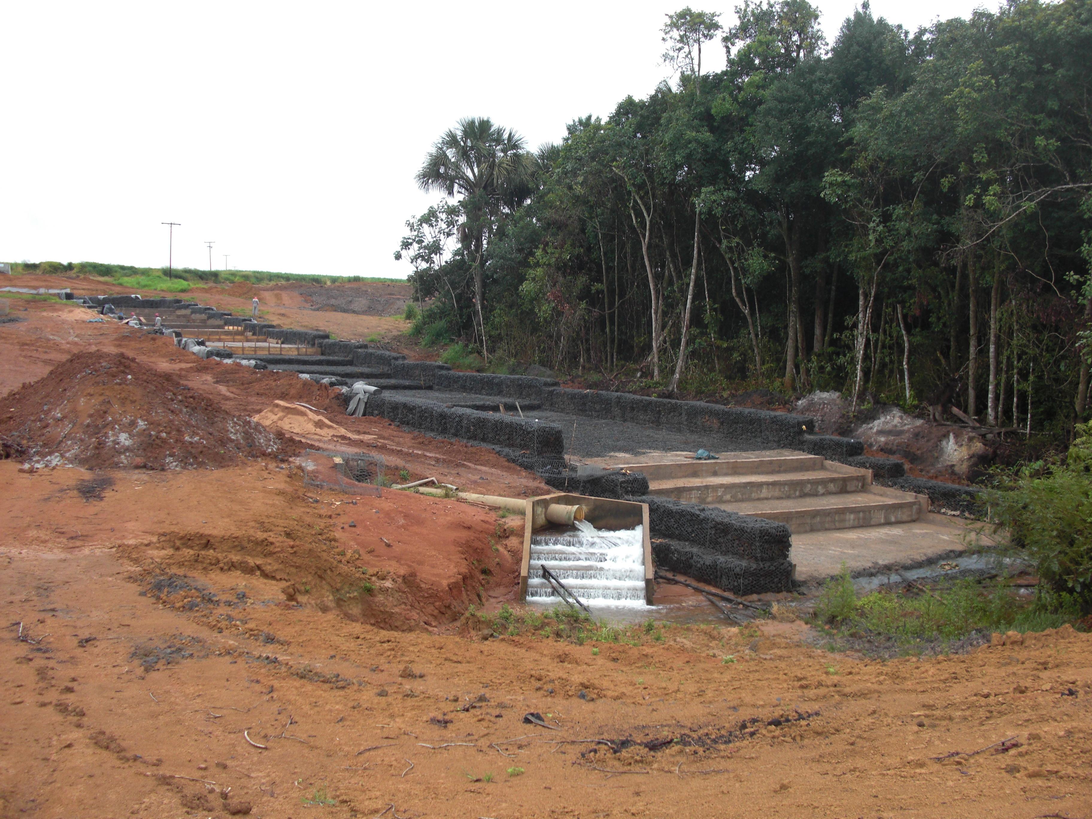 Cosam Barragem